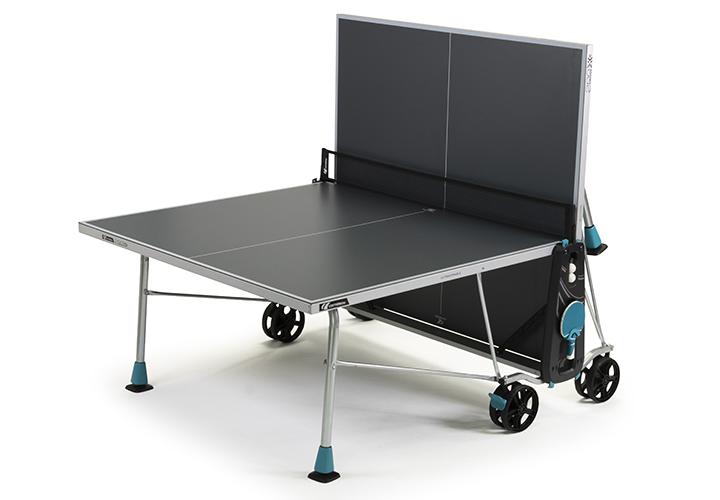 200X - table jeu seul grise
