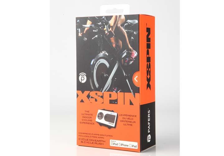 scatola XSPIN