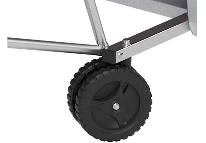 Cornilleau - table 100 Indoor - roue