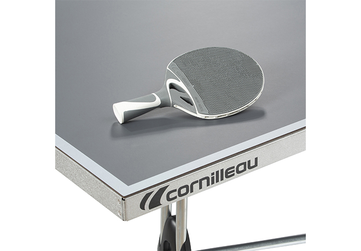 Cornilleau - table 150S Crossover Outdoor - coin table grise