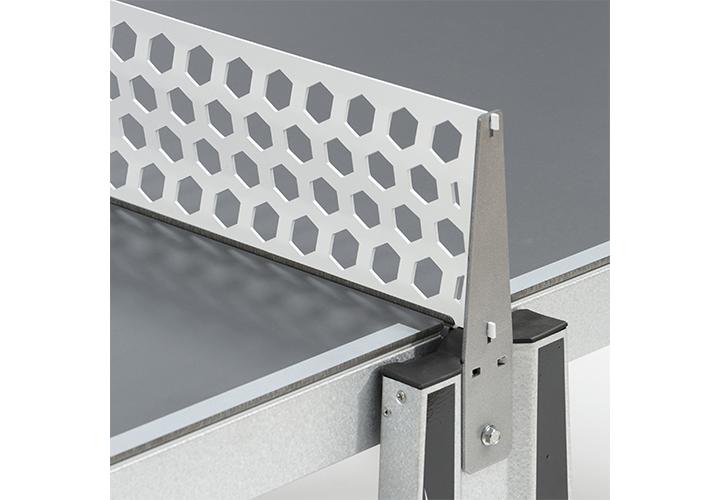 Cornilleau - table 540M Crossover Outdoor - poteau et filet