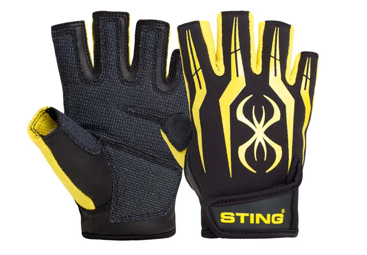 FUSION TRAINING GLOVE_AFTER BURN_PAIR