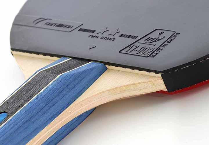indoor-ping-pong-racket-cornilleau-sport-200-rubber-432000