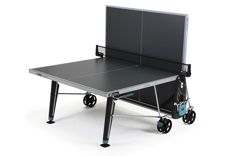 400X - table jeu seul grise