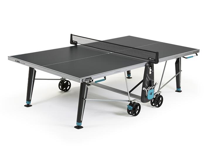 400X - table ouverte grise